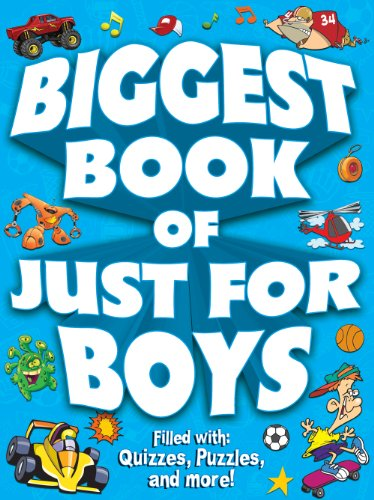 9781588657961: Biggest Book of Just for Boys