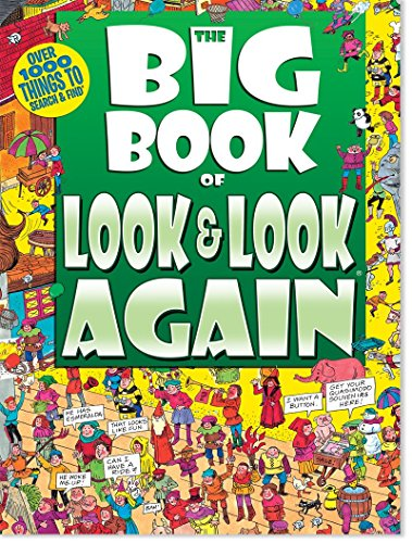 9781588659057: Big Book of Look & Look Again (224p)