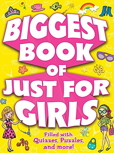 9781588659354: Biggest Book of Just for Girls