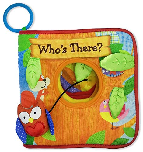 9781588659378: Brand New A Peek-A-Boo Book - Who's There?