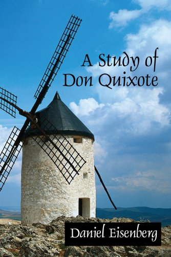 9781588710017: A Study of Don Quixote
