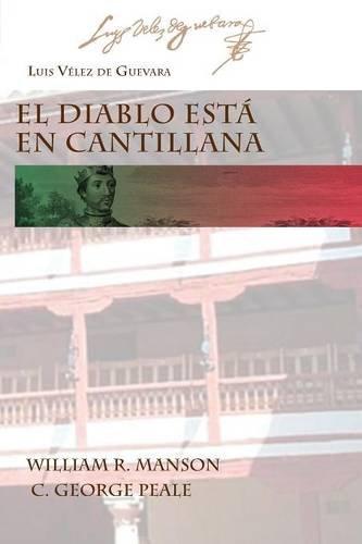 9781588712707: EL DIABLO ESTÁ EN CANTILLANA (Spanish Edition)