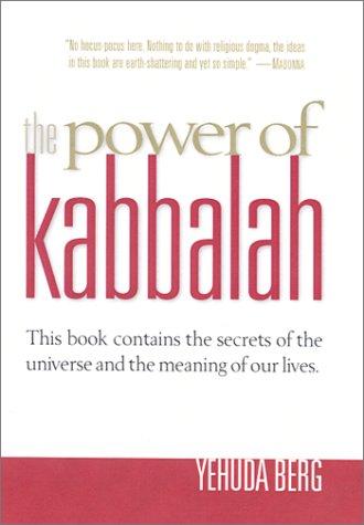 9781588720085: The Power of Kabbalah
