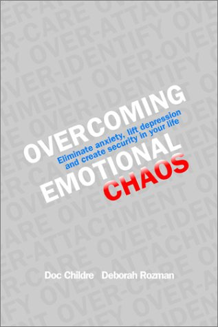 9781588720337: Overcoming Emotional Chaos