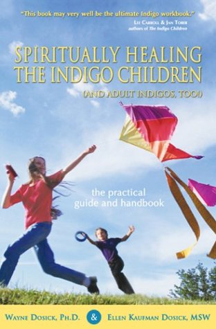 9781588720887: Spiritually Healing the Indigo Children (and Adult Indigos, Too!): The Practical Guide and Handbook