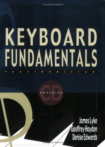 Keyboard Fundamentals: Spiral: James Lyke, Geoffrey
