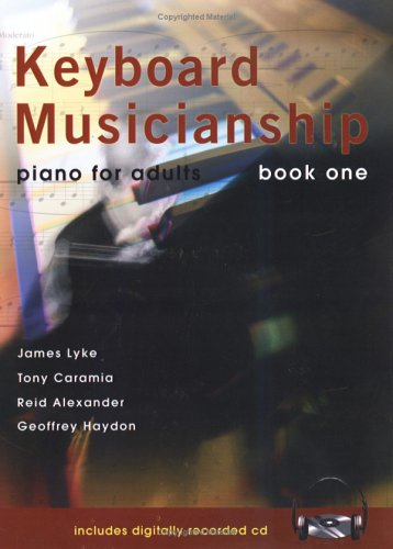9781588742254: Keyboard Musicianship: Piano For Adults Book One
