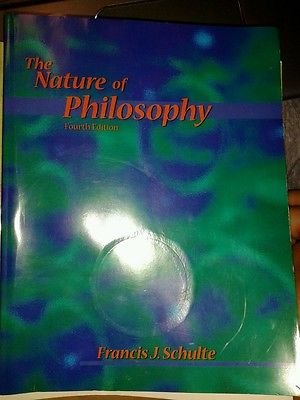 9781588746559: The Nature of Philosophy