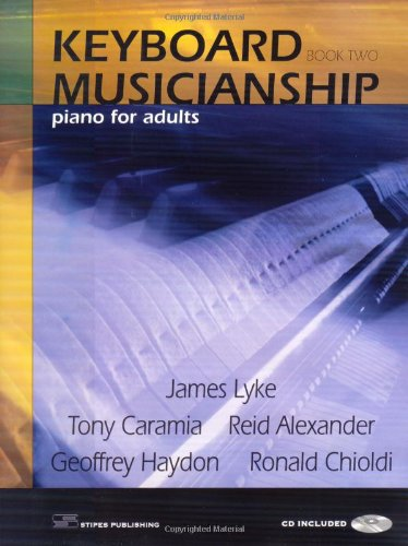 9781588749307: Keyboard Musicianship: Piano for Adults, Book 2