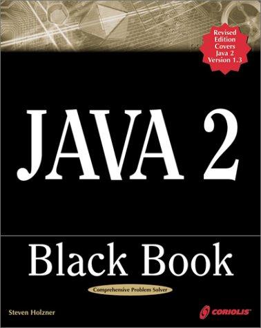 9781588800978: Java 2 Black Book