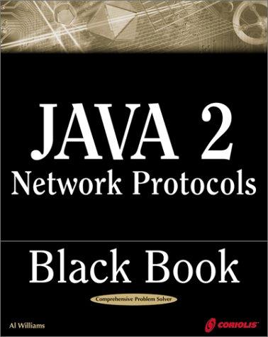 9781588801470: Java 2 Network Protocol Black Book