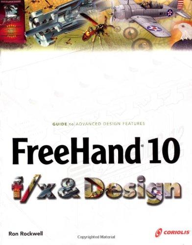 9781588801647: Freehand 10 f/x & Design