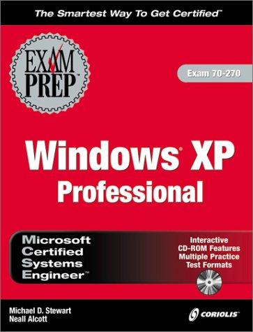 9781588802057: MCSE Windows XP Professional Exam Prep