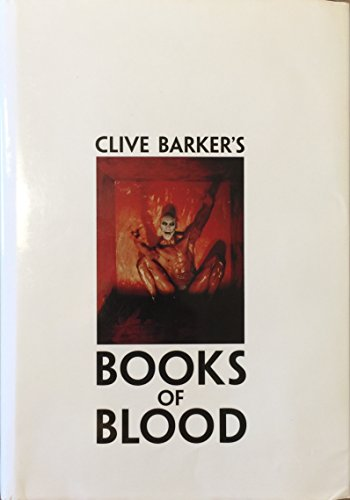 9781588810403: The Clive Barker's Books of Blood