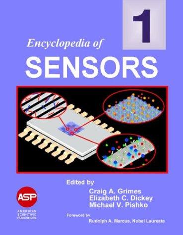 9781588830562: Encyclopedia of Sensors (10-Volume Set)