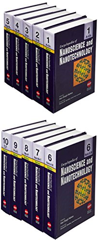 ENCYCLOPEDIA OF SENSORS, SET OF 10 VOLS: GRIMES