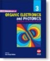 9781588830951: Handbook of Organic Electronics and Photonics, 3-Volume Set
