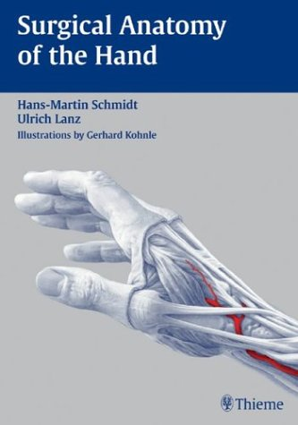 9781588900074: Surgical Anatomy of the Hand