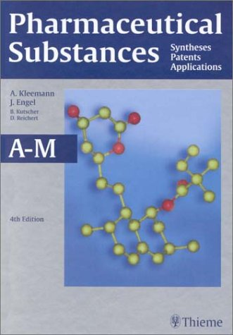 9781588900319: Pharmaceutical Substances: Syntheses, Patents, Applications