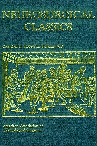 9781588901330: Neurosurgical Classics