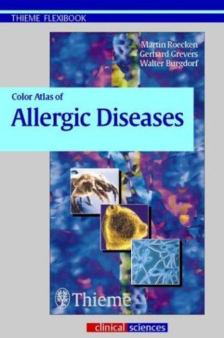 9781588901729: Color Atlas of Allergic Diseases (Thieme Flexibook)