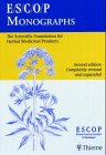 9781588902337: Escop Monographs: The Scientific Foundation for Herbal Medicinal Products