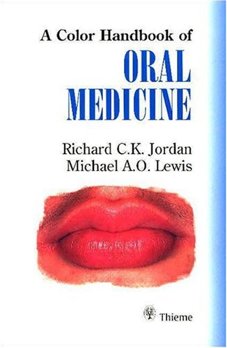 9781588902740: A Color Handbook of Oral Medicine