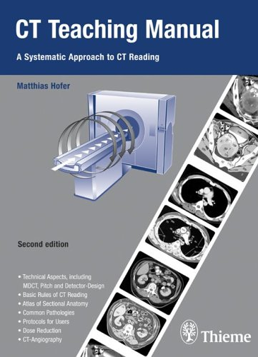 9781588902771: CT Teaching Manual: A Systematic Approach to CT Reading