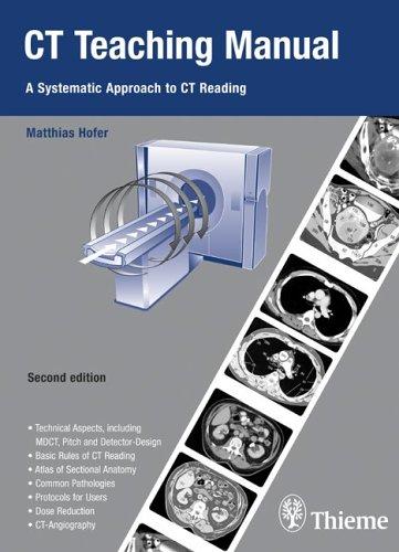 9780865778979 ct teaching manual abebooks matthias hofer rh abebooks com