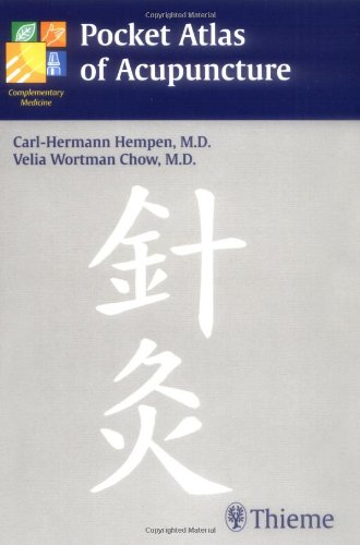 9781588903853: Pocket Atlas of Acupuncture (Complementary Medicine (Thieme Paperback))