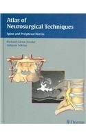 9781588903860: Atlas of Neurosurgical Techniques (Two Volume Set)