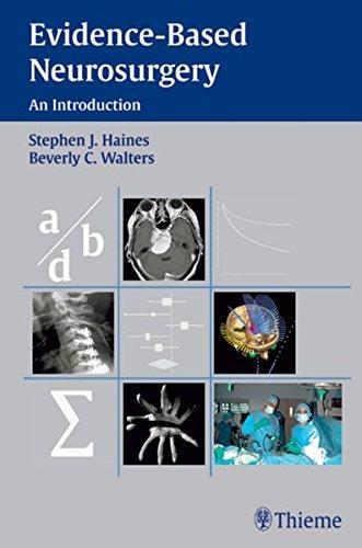 9781588903914: Evidence-Based Neurosurgery: An Introduction