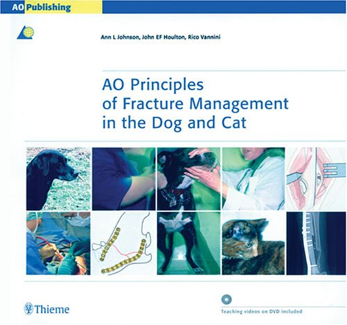 9781588904171: AO Principles of Fracture Management in the Dog and Cat