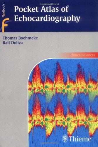 9781588904331: Pocket Atlas of Echocardiography (Flexibook)
