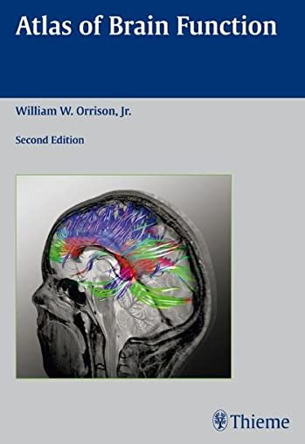 9781588905253: Atlas of Brain Function