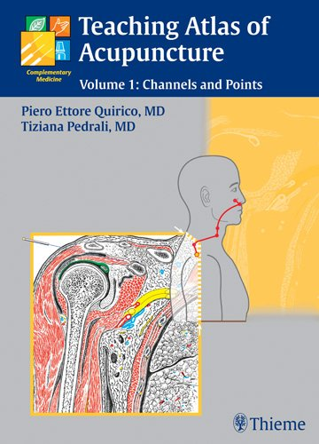 9781588905673: Teaching Atlas of Acupuncture: Channels and Points