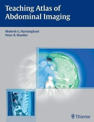 9781588906564: Teaching Atlas of Abdominal Imaging