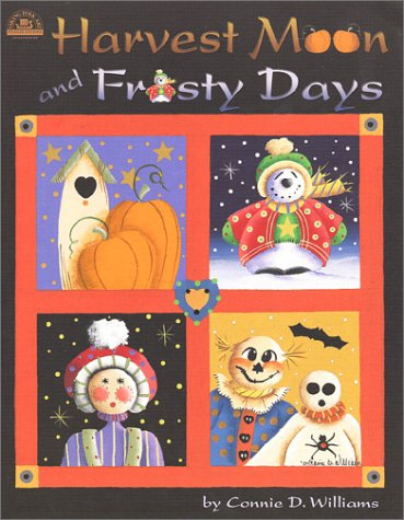 9781588910394: Harvest Moon and Frosty Days