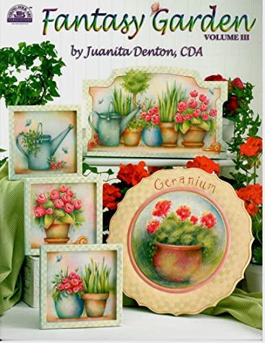 Fantasy Gardens Volume 3: Juanita Denton