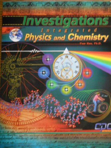 9781588920034: Integrated Physics and Chemistry