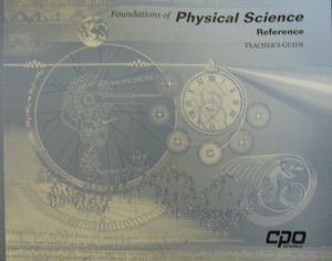Teacher's Guide for Foundations of Physical Science (Six Volume Set) (9781588920195) by Tom Hsu