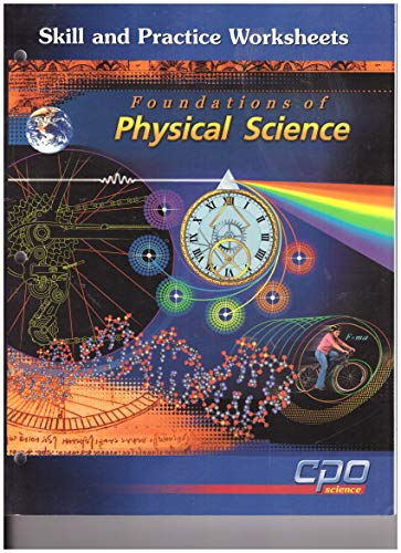 9781588920324: Skill and Practice Worksheets (Foundations of Physical Science)