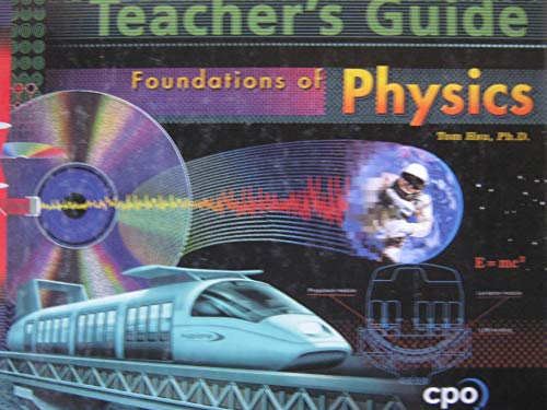 9781588920614: Foundations of Physics Teacher's Guide