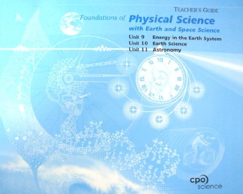 9781588920690: Foundations of Physical Science - Refernece - Teacher's Guide