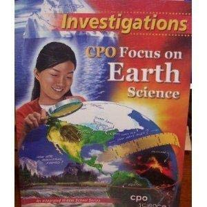 CPO Focus on Earth Science (An Integrated Middle School Series): Hughes