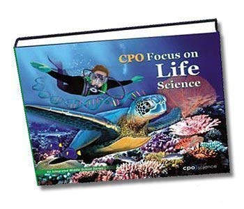 9781588922533: CPO Focus on Life Science (An Integrated Middle School Series)