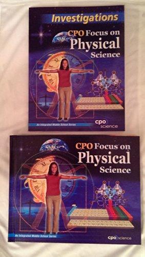 CPO Focus on Physical Science: Hsu, Ph.D. Thomas