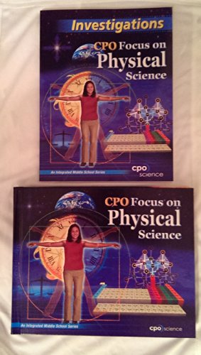 9781588922595: CPO Focus on Physical Science