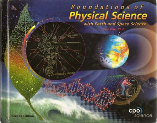 9781588924605: Foundations of Physical Science with Earth and Space Science