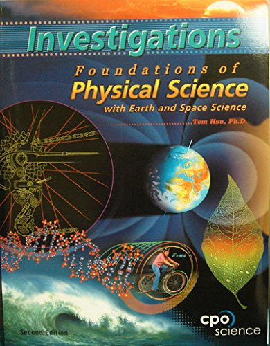 9781588924612: Foundations of Physical Science with Earth and Space Science